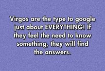 Virgos and a few others