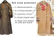 Russian historical/etno winter clothes