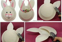 Easter crafts / by Geraldine Borgogno