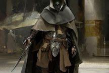 Gawain / Character+