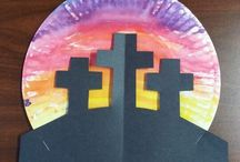 Junior church craft ideas