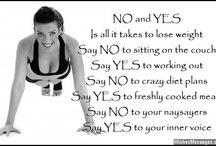Fitness / Dedicada a saúde e boa forma!