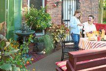 Porch Deck / by Melissa Milan