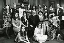 History of Women at the University of Scranton / A collection of photos and documents detailing the history of women at the University of Scranton / by University of Scranton Weinberg Memorial Library
