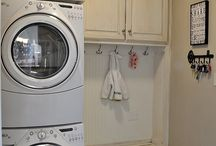 Laundry room ideas / small space? No problem - BIG ideas!