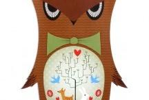 Owls / by Christine Vogensen