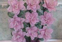 korálkové kvety