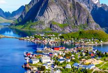 Norway - Places to visit
