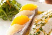 Poissons / Saumon, cabillaud, sole, lieu, merlu... il existe plein de poissons différents, de quoi se régaler