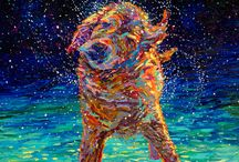 Doggie Art / Showcasing the wonderful talent of some passionate dog lovers!