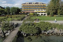 Accomodation / In Morges (Switzerland) and around there are lots of possibilities to find an accomodation for the night.