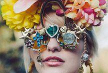 Flower Headbands Inspiration