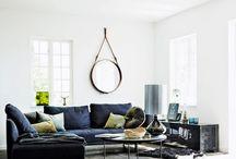 Interiør / Inspirerende skandinavisk interiør