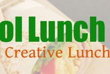 School Lunch Ideas / by Missi Harbaugh