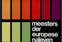 Posters de exposiciciones museísticas