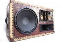 Kraft Werk.. Audio/Sonic Craft/DIY / by Kendra Franklin