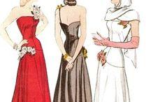 Sewing Patterns : BUTTERICK RETRO