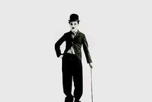 Charlie Chaplin / by Blanche Thomsen