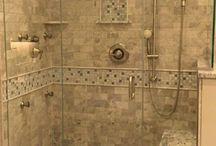 μπάνιο πλακάκια