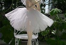 bailarina bonecas