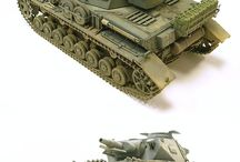 Military Modelling / Plastic armoured fighting vehicles