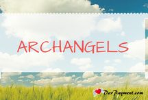 Archangels / All about the Archangels and how you can work with them too!
