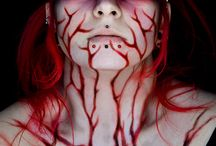 All the pretty body art / by Tallulah Twirl