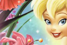 Tinker bell / U can use it for a cover page ps please follow me