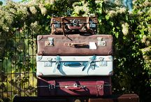 Vintage Luggages