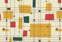 Fabric: Mid Century