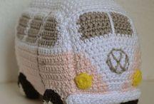 coches crochet
