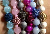 Bracelet's Hand made / Ručně vyráběné náramky - můj relax, koníček, zábava