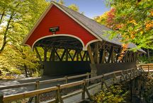 ~Old Covered Bridges~ / ~Beautiful Parts of the Landscape~