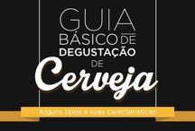 Guias de Cerveja / Guia e infográficos uteis sobre cerveja.