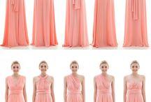Ash bridesmaids dress