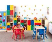 Mobiliario aula / Mobiliario para equipar tu centro escolar o de ocio con todas las garantías de seguridad y al mejor precio