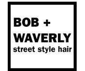 BOB + WAVERLY street style hair / bobandwaverly.com