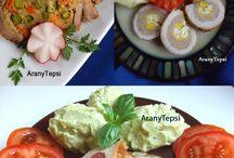 Hús receptek