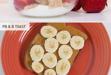 Healthy Snacks and Food