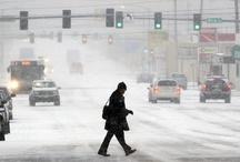 Winter in Pueblo