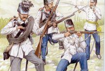 19TH-AUSTRIAN ARMY