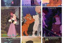 Favs Disney