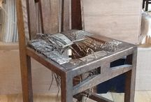 Hand Caning Furniture / Hand caning furniture, repairing cane furniture, caning a chair, repairing cane chairs, how to repair a cane chair and restoring cane furniture.