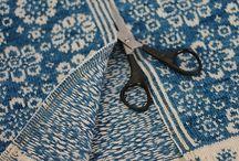 Steeking - Yikes! / Steeking methods