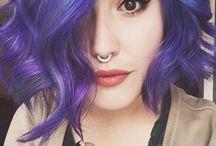 Mermaid & Boho Hair Trends!!! <3
