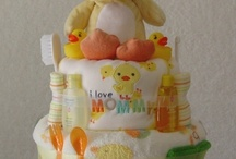 Baby Hampers / Create baby hamper gifts