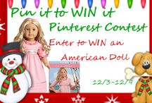 Christmas - Pin it to Win it