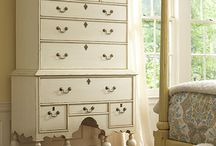 Furniture Facelifts - Old White Chalk Paint Color