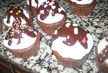 Bolachas e cupcakes / Pequenos doces