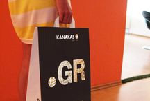 KANAKAS /  Greek Rice Exports  When a brand has soul, even a simple bag can become a messenger of its values and ideas. Kanakas Greek Rice new id walked the corridors of worldwide exhibitions with great success, talking business to its last grain.